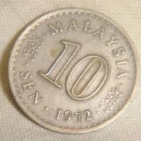Mencari wang syiling (Malaysia sahaja) untuk dimaharkan