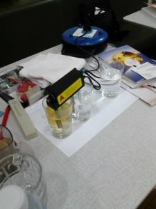 Ujian Elektrolisis