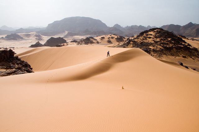 Asal Usul Gurun Pasir Sahara
